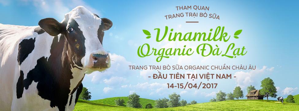 BEAUTY BLOGGER HANNAH NGUYỄN HÁO HỨC VỚI VINAMILK ORGANIC FARM TOUR –  CHUYẾN DU LỊCH CÓ MỘT KHÔNG HAI